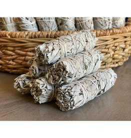 Picki Nicki White Sage Smudge Stick Bundle