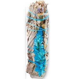 Liv Rocks White Sage + Floral Smudge