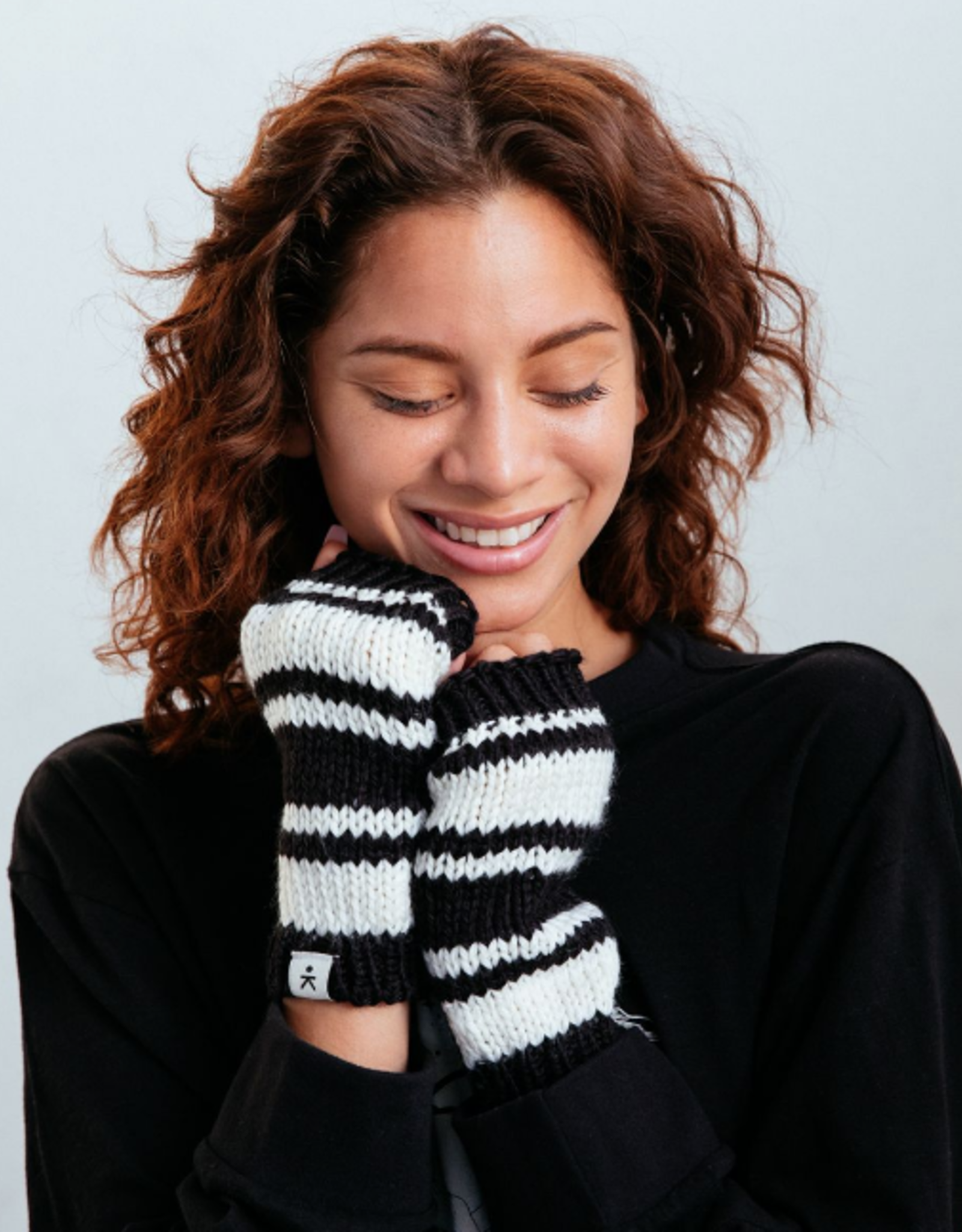 known supply August Fingerless Gloves- One Size