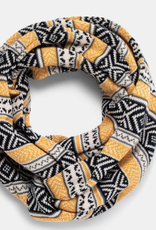 known supply London Women's Patterned Infinity Scarf- Multi- O/S