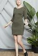 known supply Wallace 3/4 Sleeve Dress