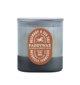 Paddywax Vista 12oz. Rosemary & Sea Salt Candle