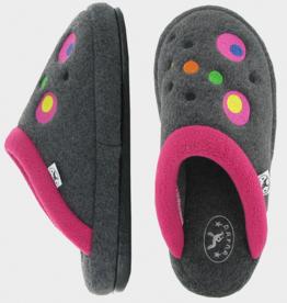 Naot/Yaleet Repose Dots Slippers