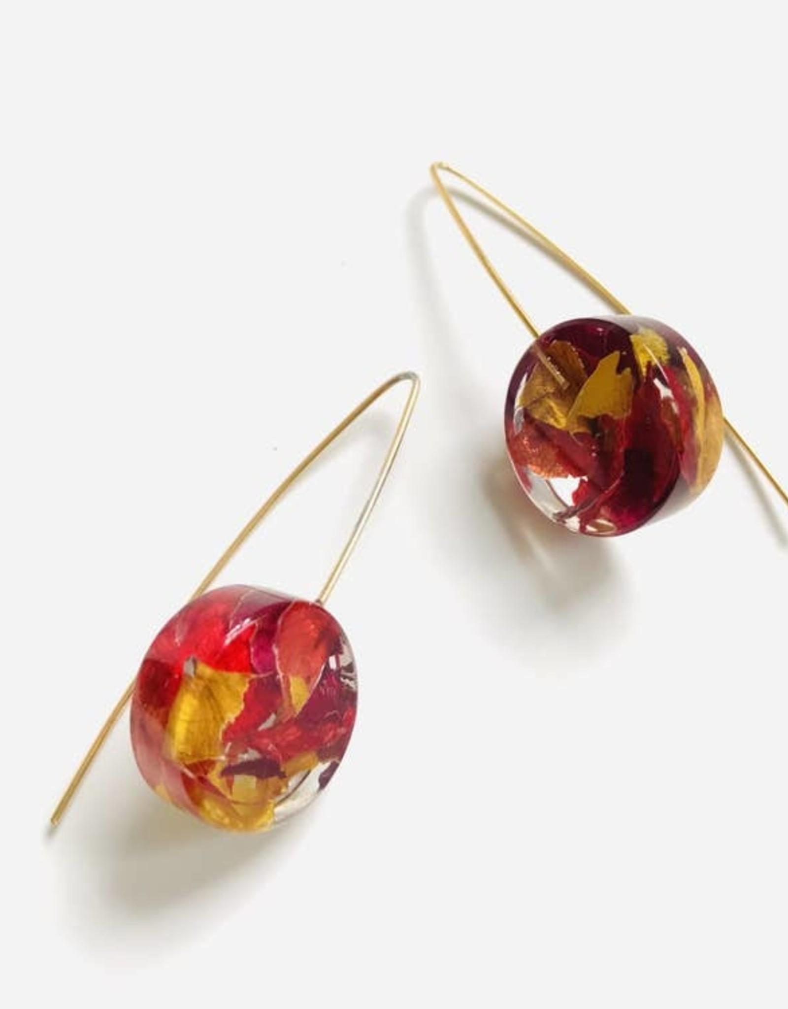 Belart Mini Full Moon Earrings