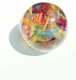 Belart Paperweight Sari Sphere -Multi Bright