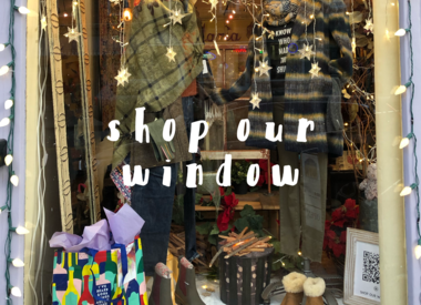 Shop Our Window