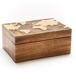 Matr Boomie World Jewelry Box