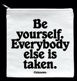 Quotable Cards Be Yourself - Pouch