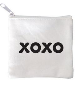 Quotable Cards XOXO Zip Pouch
