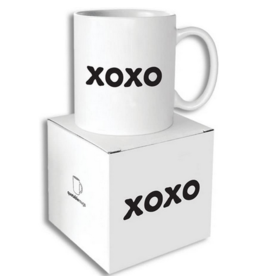 Quotable Cards Ceramic  XOXO Mug