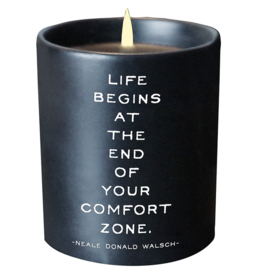 Quotable Cards Comfort Zone Candle