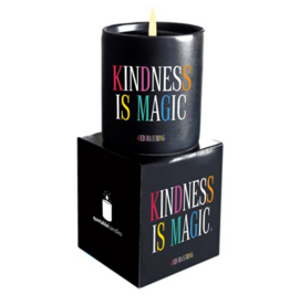 Quotable Cards Kindness Is Magic - Candle