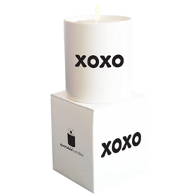 Quotable Cards XOXO Candle