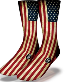 savvy sox American Flag  Socks