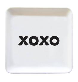 Quotable Cards XOXO Trinket Dish