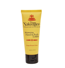 Naked Bee Orange Blossom Honey Hand & Body Lotion 2.25oz