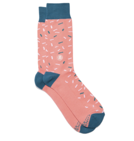 Conscious Step Socks that Find a Cure