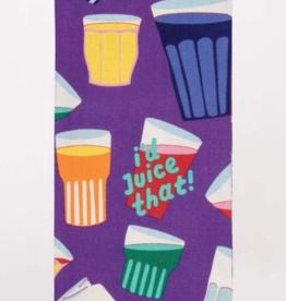 Blue Q I'd Juice That Dish Towel