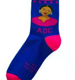 Maggie Stern AOC Crew Socks