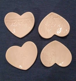 Donna's Hands Heart Jewelry Dish