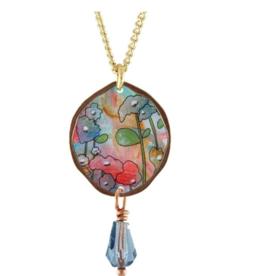 Earth Dreams Water Colors Necklace