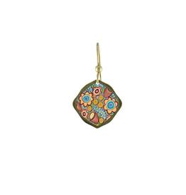 Earth Dreams Flower Basket Earrings