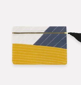 Anchal Project Asha Colorblock Pouch Clutch