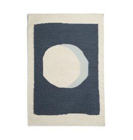 Pehr 2' x 3' Flat Weave Rug - Blue Moon