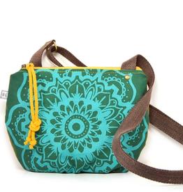 Rachel Elise Date Purse-Lotus Vegan Crossbody Bag