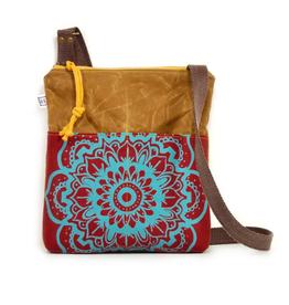 Rachel Elise Weekdayer-Lotus  Mesa Vegan Crossbody Bag