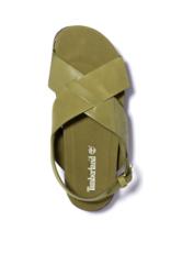 Timberland Santa Monica Sunrise Sandal w/ Backstrap - Olive
