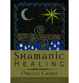 Red Feather Shamanic Healing Oracle Cards