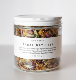 Slow North Herbal Bath Tea