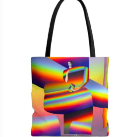 Johanna Goodman Imaginary Beings Tote Bag