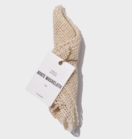 Public Goods Ayate Washcloth