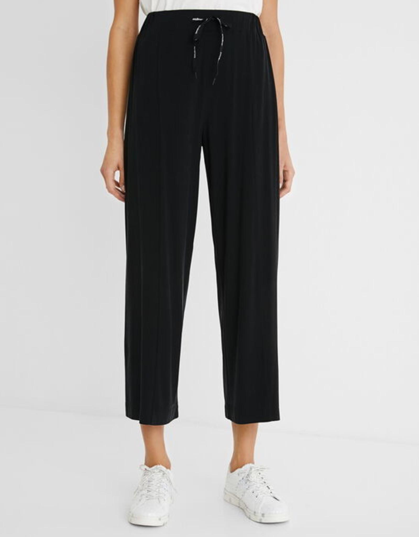 Desigual Flowing Drawstring Trousers