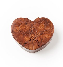 Matr Boomie Fox Love Puzzle Box