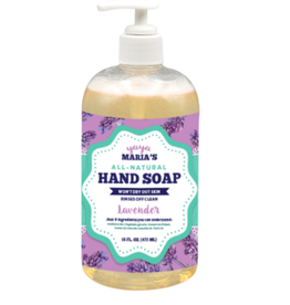 yaya maria's Yaya Maria's Natural Hand Soap 16 FL OZ