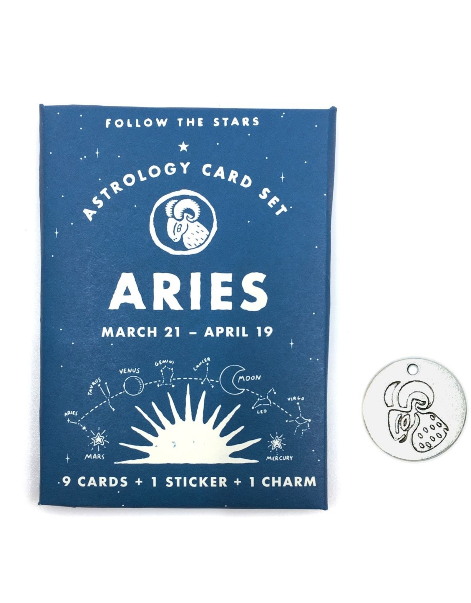 Three Potato Four Astrology Card Set