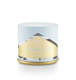 Illume Fresh Sea Salt Demi Vanity Tin Candle