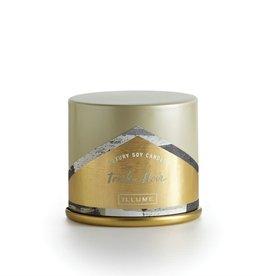 Illume Tonka Noir Dermi Vanity Tin Candle