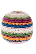 Pebble Organic Ball Rattle