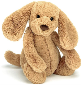 Jelly Cat Toffee Bashful Puppy - Small
