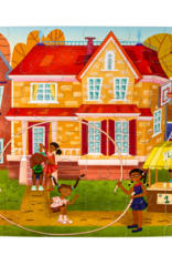 Little Likes Kids Fun Outside Jumbo Puzzle- 48 Pieces