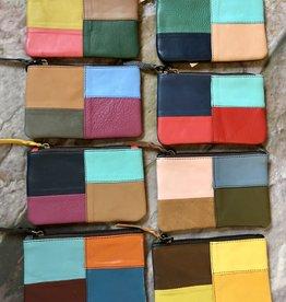 Soruka Zahra Leather Purse - Assorted