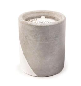 Paddywax Urban Concrete Tobacco & Patchouli Candle 12 oz.