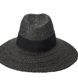 San Diego Hat Woven Wide Brim Fedora