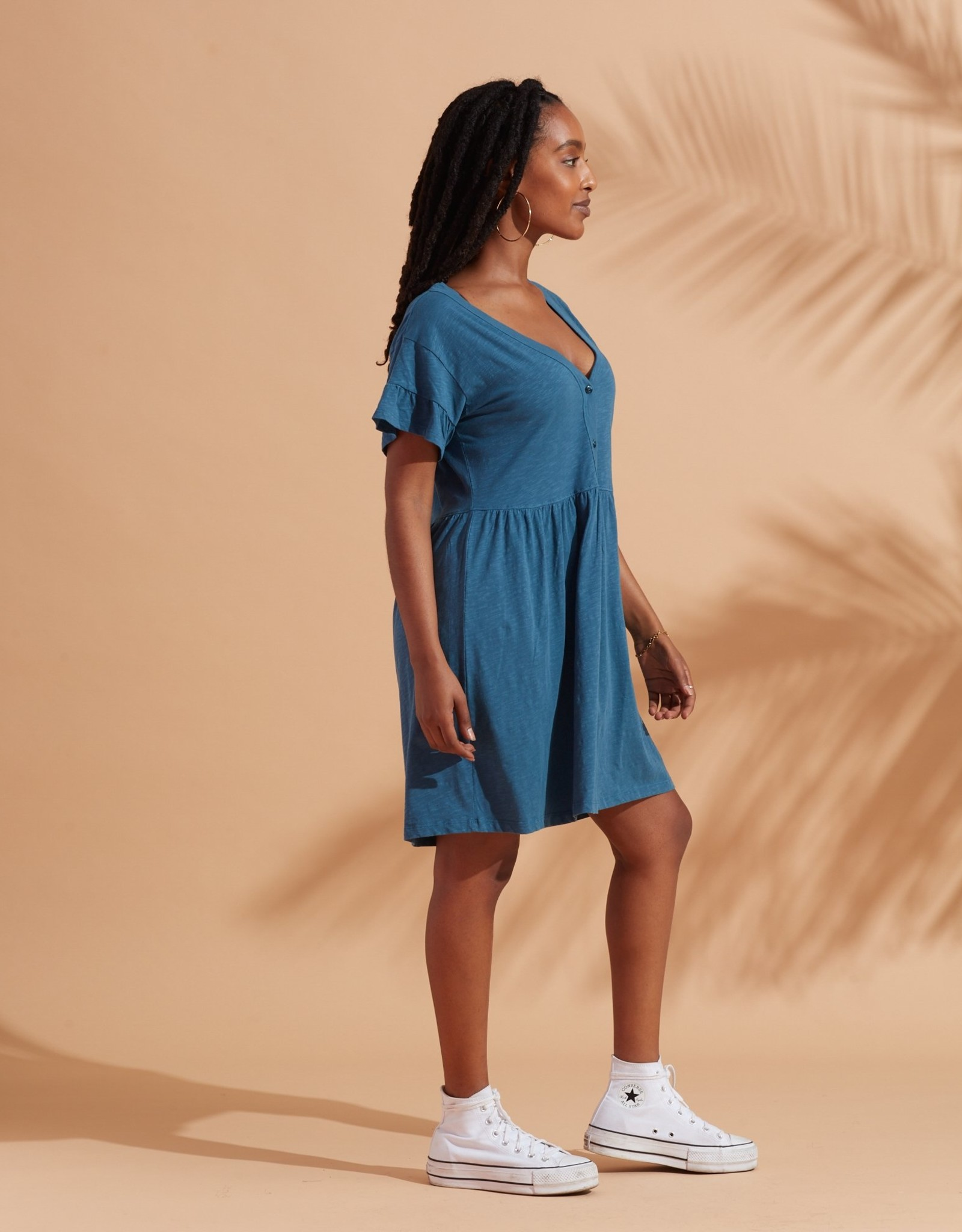 known supply Naomi Dress