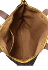 Rachel Elise Bucket Tote - Horizon // Vegan Tote Bag