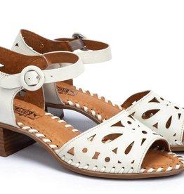 Pikolinos Melilla Block Heel Sandal Nata